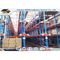 Buy cheap Drive In Shuttle Storage System Semi Automatic Steel Q235 Raw Material from wholesalers