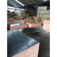 China Waterproof Shuttering Plywood/Black Film Faced Plywood for Construction From China on sale