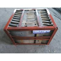 Quality Cr27 Mill Liners , High Chrome White Iron Wear Resistance Hardness More Than HRC56 for sale