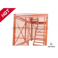 Quality Box Type Ladders And Scaffold Towers , Lightweight Scaffold Tower With Satety Protecting Netting for sale