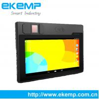 Quality Android Tablet PC with FAP20 Fingerprint Reader, RFID Card Reader and Smart Card Reader for sale