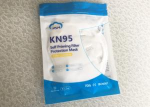 Quality Elastic Ear Band KN95 Civil Protective Mask for sale