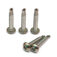 China Allen Drive Socket Button Head Self-Drilling Screws Internal Hex Recess A2 A4 Stainless Steel for sale