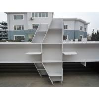 Painted Welded Steel H Beam Profile for Building Structure for sale