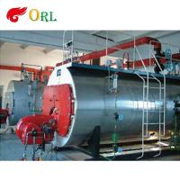 Quality Coal Fired Steam Boiler Spare Parts , Oil Fired Boiler Header ASTM In Power Station for sale