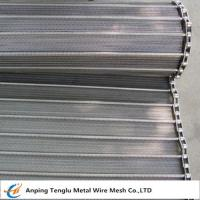 Buy cheap Flat Spiral Conveyor Belt/Spiral Wire Belting for Food Industry from wholesalers