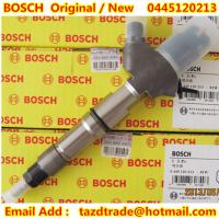 Quality BOSCH Original and New Injector 0445120213 / 612600080611 for WEICHAI for sale