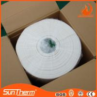 Quality Thermal insulation ceramic fiber paper for sale