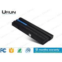 Buy cheap High Capacity Laptop Lithium Battery 11.1V 97Wh For Dell Latitude E5520 / E6520 from wholesalers