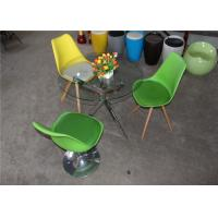 Quality Adjustable green bar chair with 380 reloving funtion H-310-1adjustable outdoor bar stools for sale
