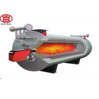 Quality Industrial Horizontal Hot Oil Boiler Thermal Fluid Heater For For Plywood Industry for sale