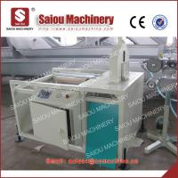 Quality pvc pipe machine in plastic extruder pvc pipe production line for sale