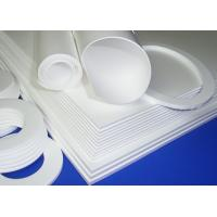 Quality Virgin Soft Expanded PTFE Sheet Non-Toxic , PTFE Heat Resistance for sale