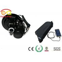 Quality 250W TSDZ2 Crank Electric Bicycle Motor Kit With Dolphin Type Battery for sale