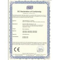 JMK INDUSTRIAL CO,LTD Certifications