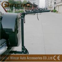 Quality Rear Mounted Bike Carrier three bike carrier iron hitch mounted for sale