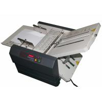Buy cheap Automatic Desktop Post Press Equipment Paper Folding Machine For A3 / A4 Size from wholesalers
