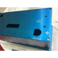 Buy CNC Deep Processing Aluminium Enclosures with Blue Anodize Color at wholesale prices