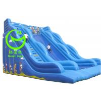Quality Giant inflatable slide for sale with 24months warranty GT-SAR-1631 for sale