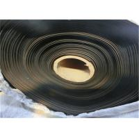 China 0.5mm-2mm Black China waterproof material epdm pond liner EPDM Rubber Roofing Membrane on sale