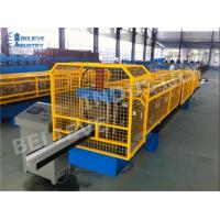 Buy 10 - 15 M/Min Gutter Roll Forming Machine K Style O Gee Profile Producing Use at wholesale prices