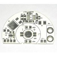 Quality High Density aluminum pcb board for Bergquist Thermal clad Led light for sale