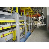 Buy Discontinious PU Sandwch Panel Production Line , Sandwich Panel Roll Forming at wholesale prices