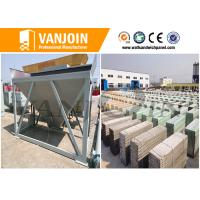 Buy cheap High Output Eps Cement 610mm Wall Panel Machine Automatic from wholesalers