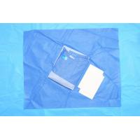 Quality Dustproof  Breathable SMMS Fabric Sterile Surgical Gowns Against Blood for sale