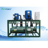Quality Hermetic Maneurop Compressor Cold Room Compressor Unit Water Cooled Condensing Unit for sale