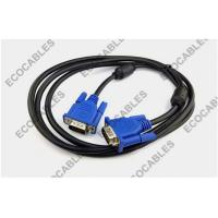 China DVI VGA Male To Male Cables for Computer / Monitor / Beamer / TV on sale