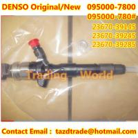 Quality DENSO Original /New 095000-780# /095000-7800/095000-7801/23670-39145/23670-39245/39285 for sale