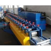 Quality High Speed 0 - 25m/min Metal Stud and Track Roll Former Machine Track Production Line for sale