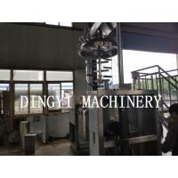 Quality Touch Screen Homogeniser / Smooth Operation Vacuum Emulsifying Mixer for sale