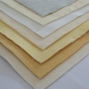 China Anti-static needle felt filter cloth on sale