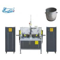 Quality Horizontal Type Stainless Steel Pot Ear Welding Machine With One Year Warranty for sale