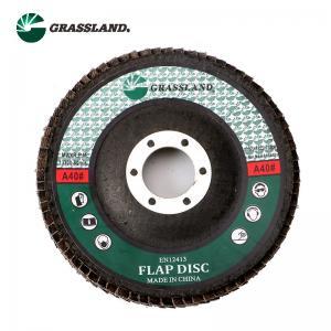 "Quality Angle Grinder Metal 4-1/2"" 40 Grit Flap Disc Wheel for sale"
