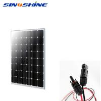 Quality Factory Directly Selling standard mono solar panel 270w with Solar cell silicon nitride coating for sale