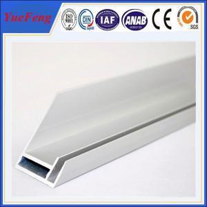 Quality Hot! 6000 series aluminium extrusion profile solar frame extrusion, solar panel aluminium for sale