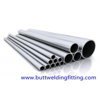 Quality Thickness STD 8'' Nickel 625 Seamless Steel Pipe For Petroleum  ASTM B161 for sale