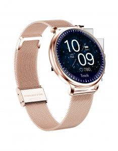 Quality Blood Pressure Test 140mAh Ladies Bluetooth Smart Watch for sale