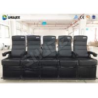 Quality 4D Movie Theater For Increase Box Office,4D Movie Seats Build In Business Centre for sale
