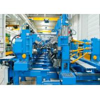 Quality Advanced Technology Custom Steel Profile Roll Forming Machine Line for sale