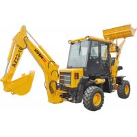 Quality Small Garden Tractor Loader , Hydraulic Tractor Front End Loader AZ22-10 for sale