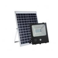 Outdoors 50W Solar human induction LED Flood light for sale
