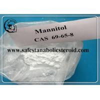 Quality Mannitol inhibitor of norepinephrine and seritonin uptake CAS 69-65-8 White powder for sale