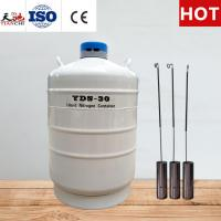 China TIANCHI LN2 Tank 30L Stainless Steel Storage Container Price for sale