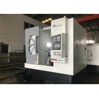 Quality 6000rpm Spindle Speed Slant Bed CNC Lathe Machine , 330mm Workpiece CNC Metal Lathe for sale