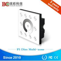 China P5 AC85-265V multizone led dim touch panel dmx dimmer controller on sale
