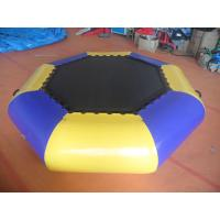 Quality Water Bounce Inflatable water Trampoline For sale for sale